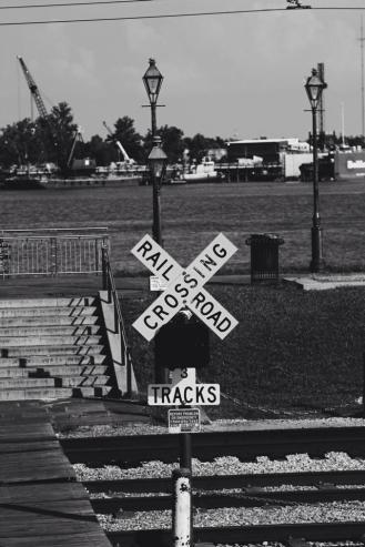 Rail road crossing