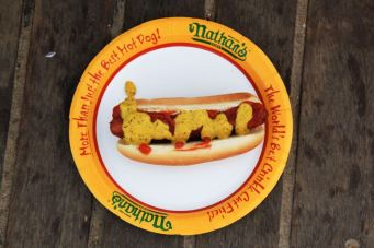 Nathan's Original Hotdog