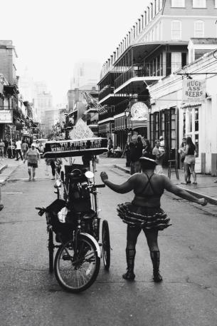 Bourbon Street crazies 2