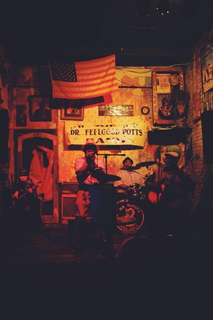 Blues Bar