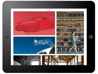 Go Places Toyota iPadApp