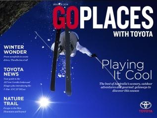 Go Places ToyotaMagazine