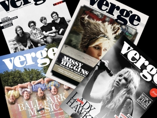 Verge Magazine Covers
