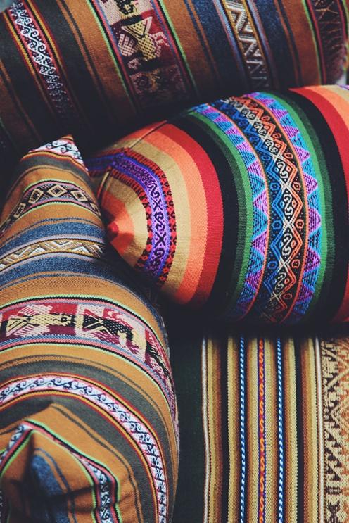 Peruvian prints