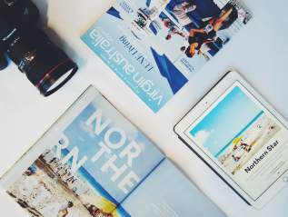 Virgin Australia's VoyeurMagazine